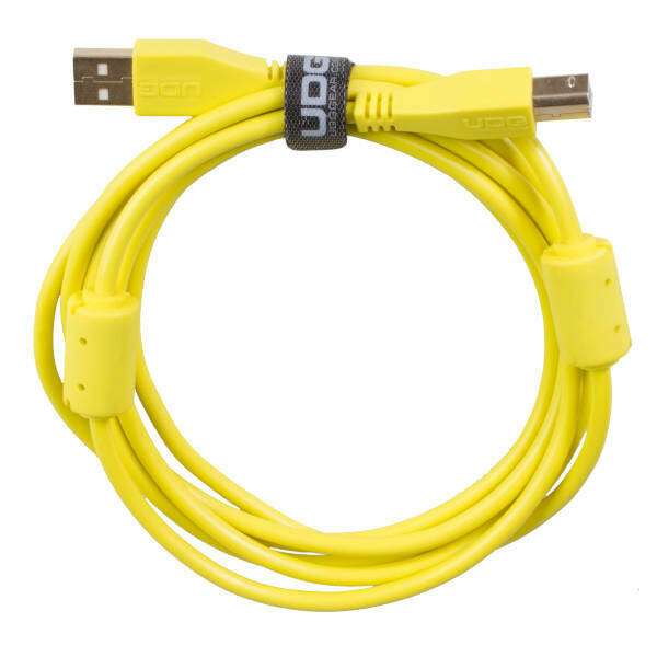 UDG Ultimate Audio Cable USB2 A-B 3m Yellow