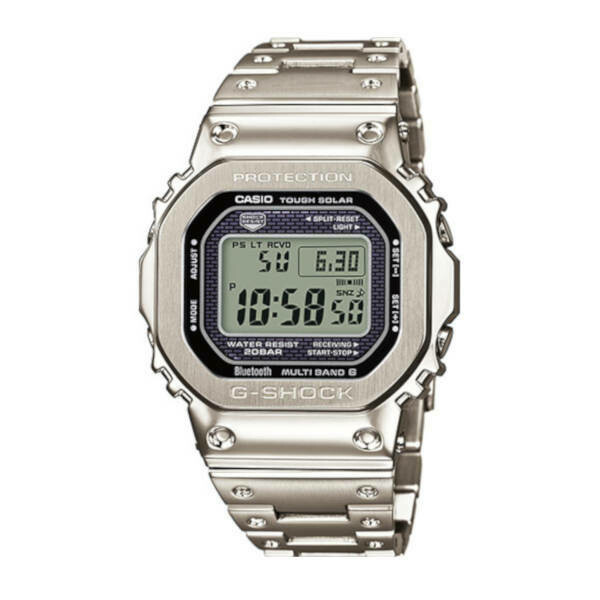 Casio G-Shock Protection (The Origin) Silver GMW-B5000D-1ER