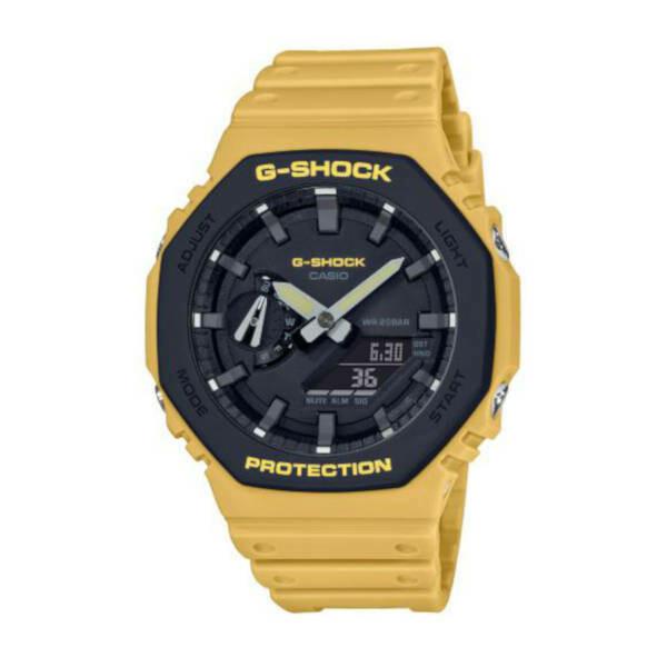 Casio G-Shock Protection Yellow GA-2110SU-9AER