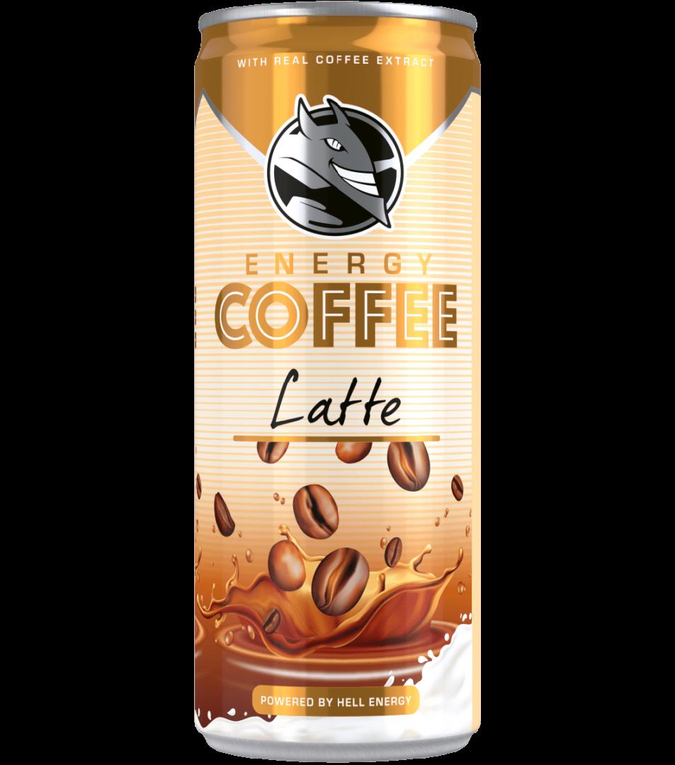 Hell energy coffee late