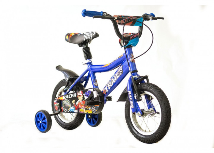 "TRAIL BMX 12"" - BLUE"