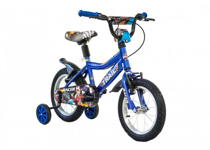 "TRAIL BMX 14"" - BLUE"