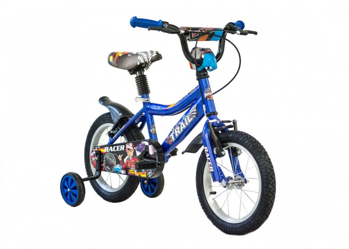 "TRAIL BMX 16"" - BLUE"