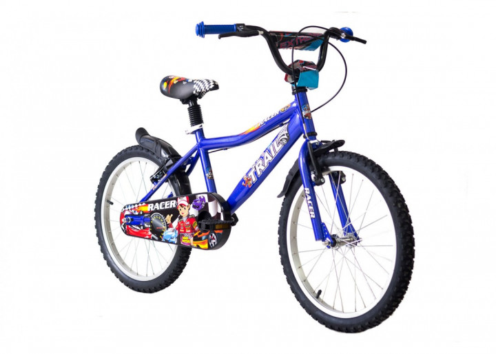 "TRAIL BMX 20"" - BLUE"