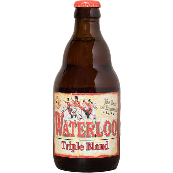 Waterloo Tripel 7 Blond