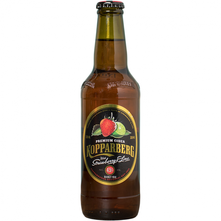 Kopparberg Strawberry And Lime