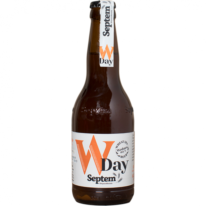 Septem Wednesday Wheat IPA (W-day)