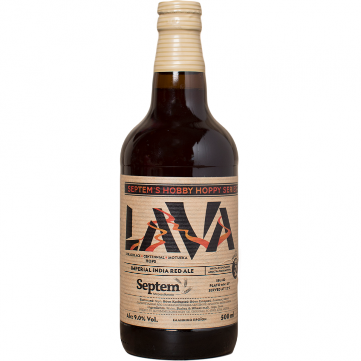 Septem Lava Imperial IPA 50cl