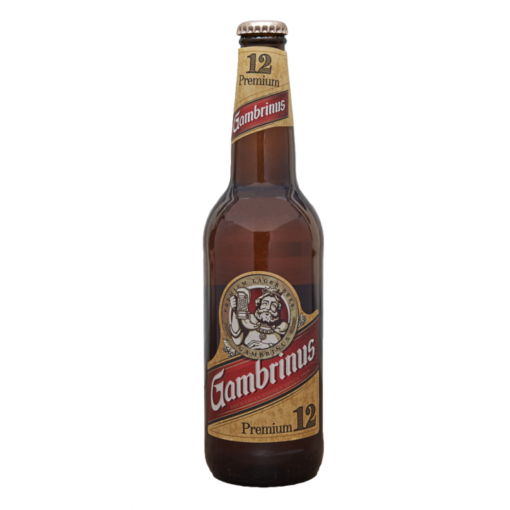 Gambrinus 50cl