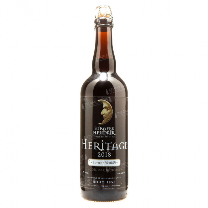 Straffe Hendrik Heritage oak Barrel 0.75cl