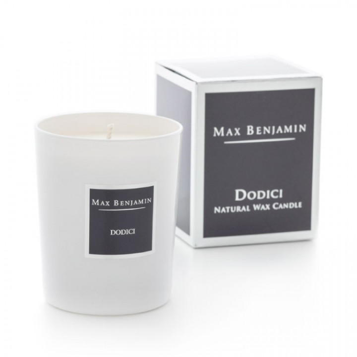 DODICI GLASS CANDLE 190g