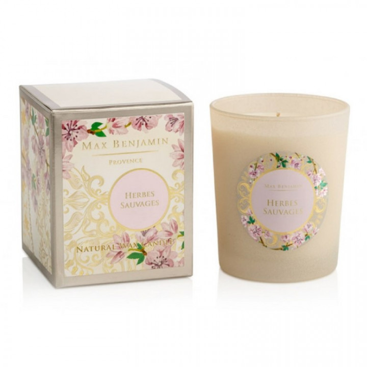 HERBES SAUVAGES CANDLE 190G