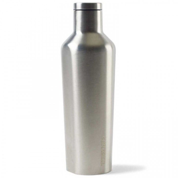 CANTEEN-16OZ BRUSHED STEEL