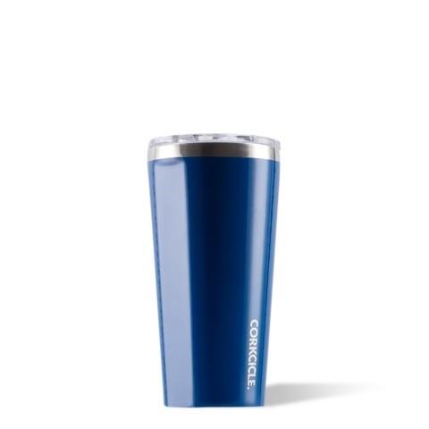 TUMBLER-16OZ GLOS RIVIERA BLUE