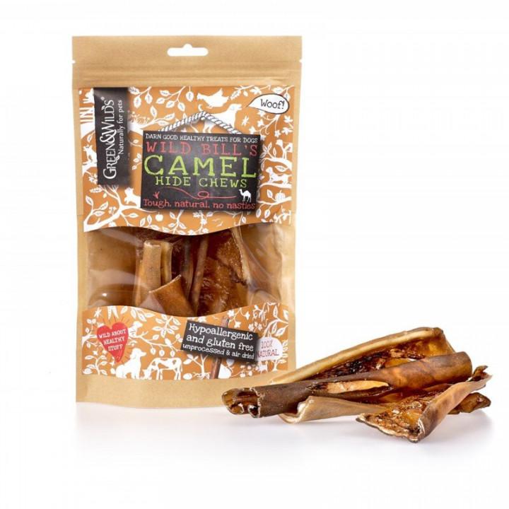 GREEN & WILDS - CAMEL HIDE CHEWS