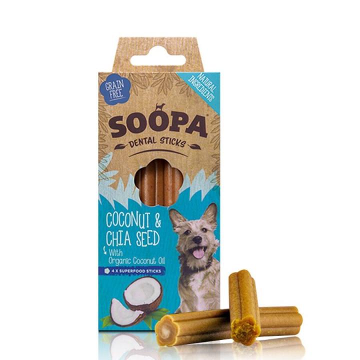 SOOPA - COCONUT & CHIA SEED