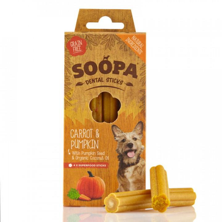 SOOPA - CARROT & PUMPKIN