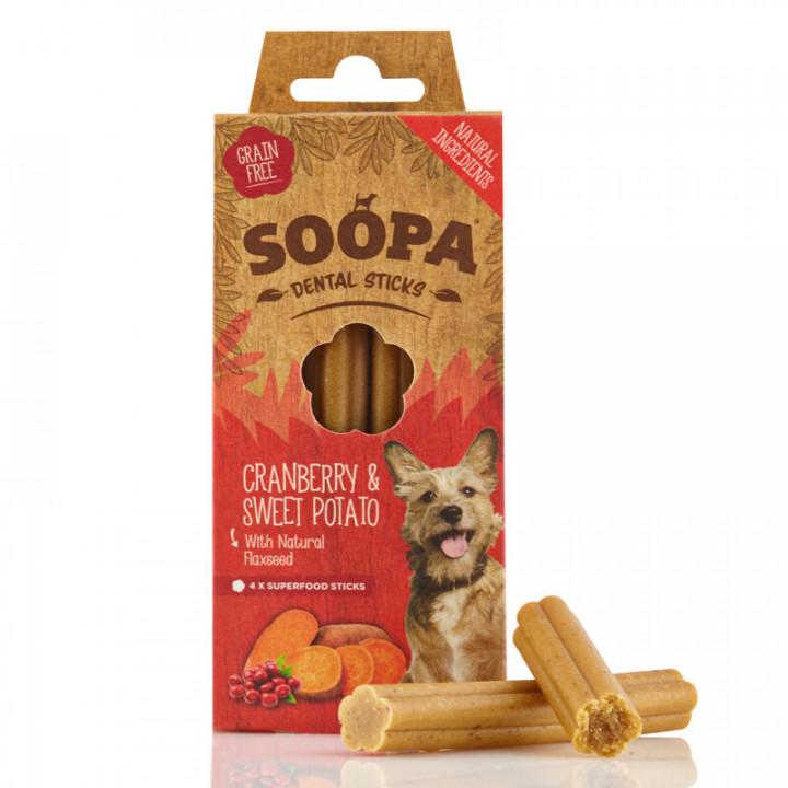 SOOPA - CRANBERRY & SWEET POTATO
