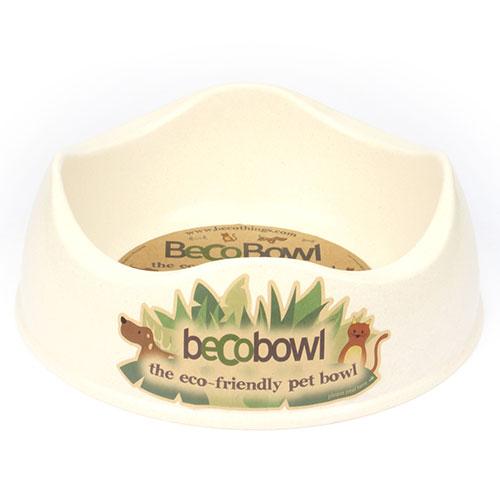 BECO - NATURAL BAMBOO DOG BOWL