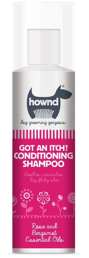 HOWND - GOT AN ITCH? CONDITIONING SHAMPOO