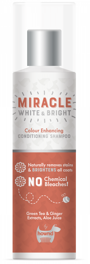 HOWND - WHITE & BRIGHT CONDITIONING SHAMPOO