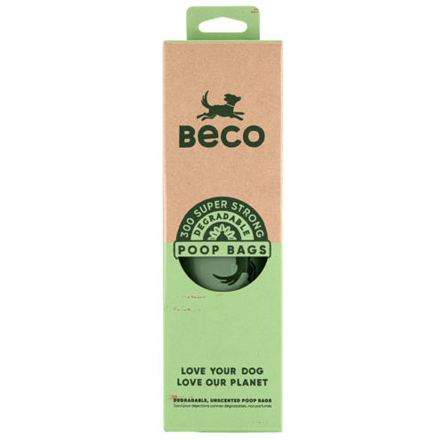BECO -  DEGRADABLE UNSCENTED ROLL 300 UNITS XL