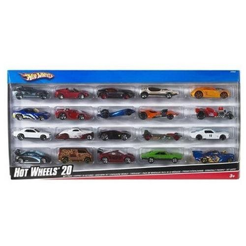 Hot Wheels Αυτοκινητάκια Σετ των 20