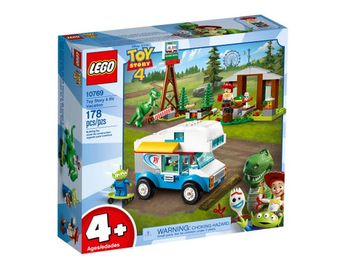 LEGO TOY STORY 4 Toy Story 4 RV Vacation 10769