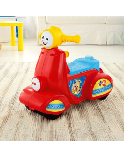 Fisherprice Εκπαιδευτικο Scooter Smart Stages
