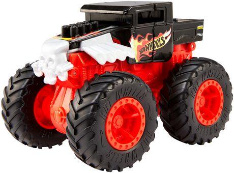 Hot Wheels Οχήματα Σύγκρουσης Monster Trucks ASS COLOURS