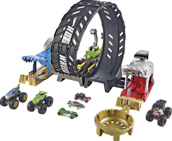 Hot Wheels Monster Trucks Super Loop