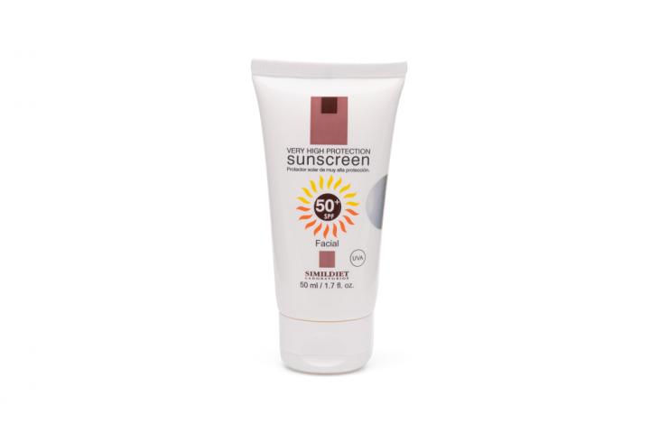 SUNSCREEN 50 ml - Very high protection SPF 50+