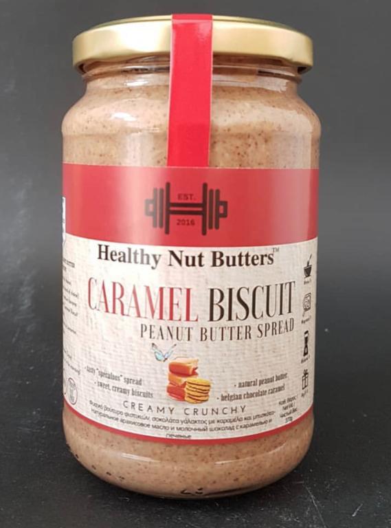 Caramel Biscuit 370g