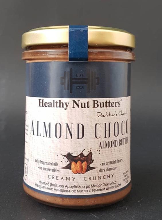 Chocolate Almond 212g