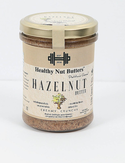 100% Classic Hazlenut Butter 212g