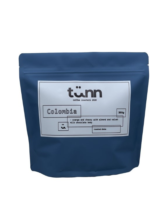 Colombia 350g - Grinded for Cold Brew