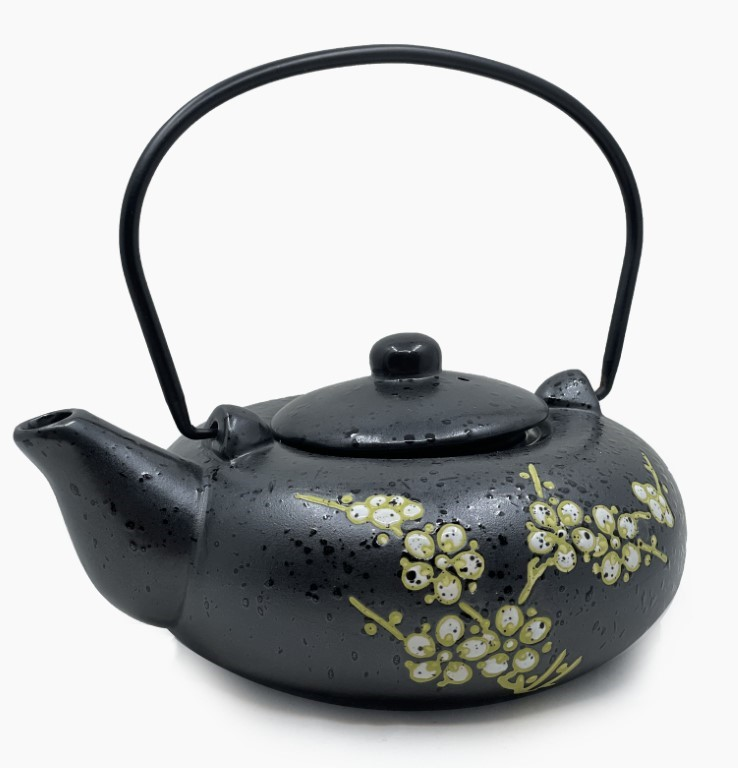 Porcelain Teapot - 600ml