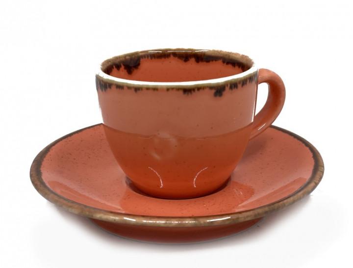 Espresso Set 90ml - Orange