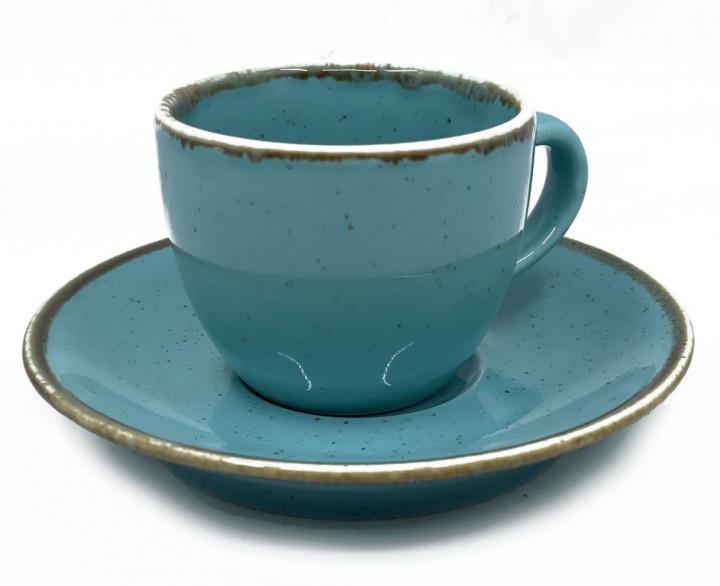 Espresso Set 90ml - Turquoise