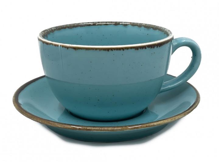 Coffee/Tea Set 340ml - Turquoise