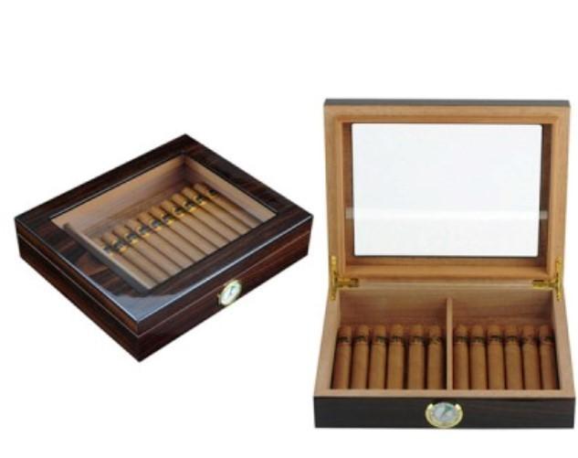 1435-W Cigar Humidor