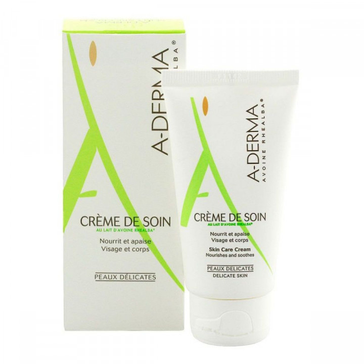 ADERMA CARE CREAM DELICATE SKINS 50ML