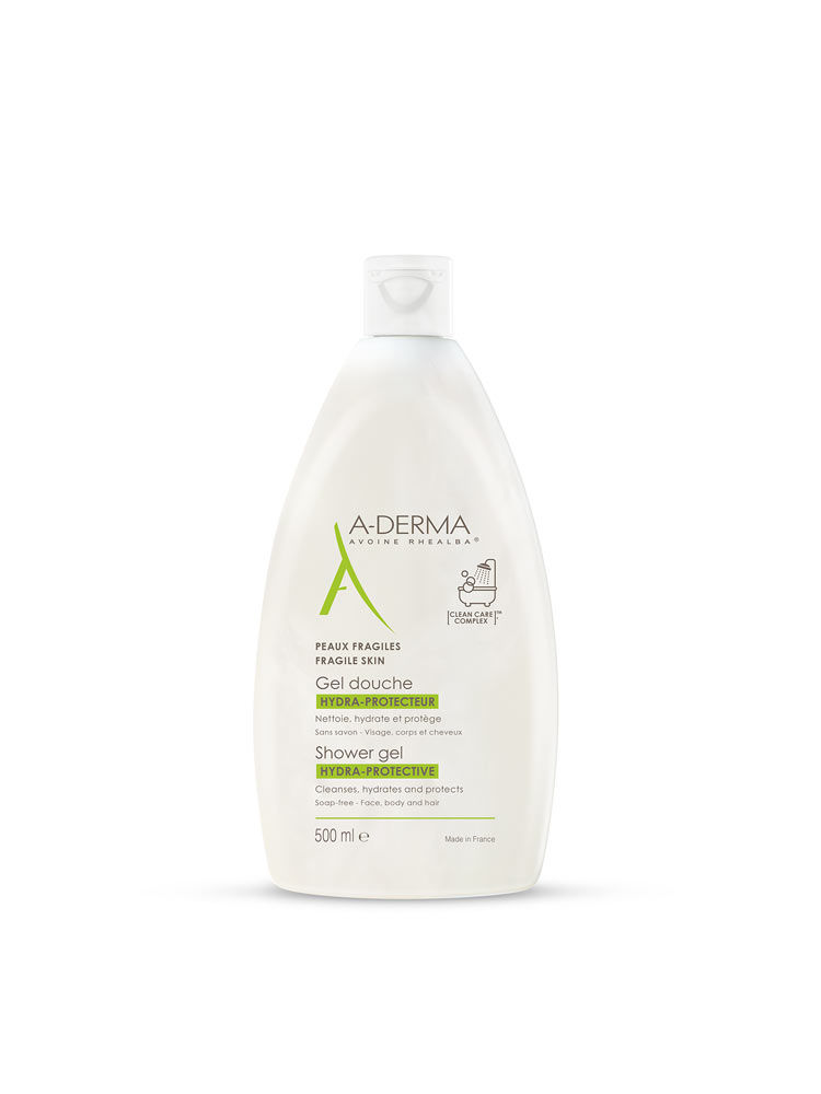 ADERMA FOAM CLEANSING GEL 500ML