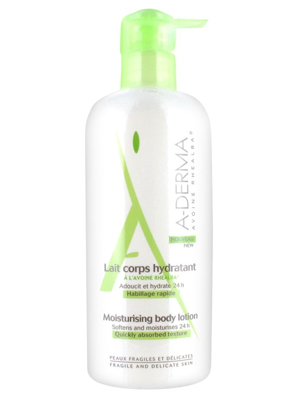 ADERMA HYDRA BODY MILK 400ML
