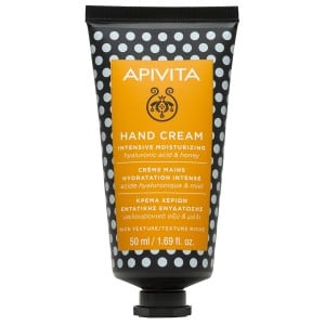 Apivita Hand Intensive Moisturizing Cream with Hyaluronic Acid & Honey 50ml