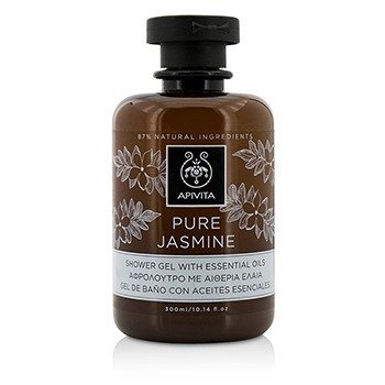 Apivita Shower Gel Pure Jasmine 300ml