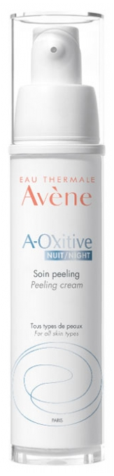 Avene A-oxitive Nuit Peeling Cream 30ml