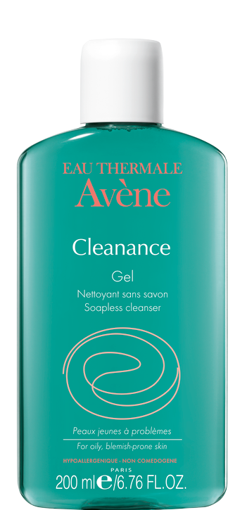 AVENE Cleanance Soapless Cleanser Gel 200ml