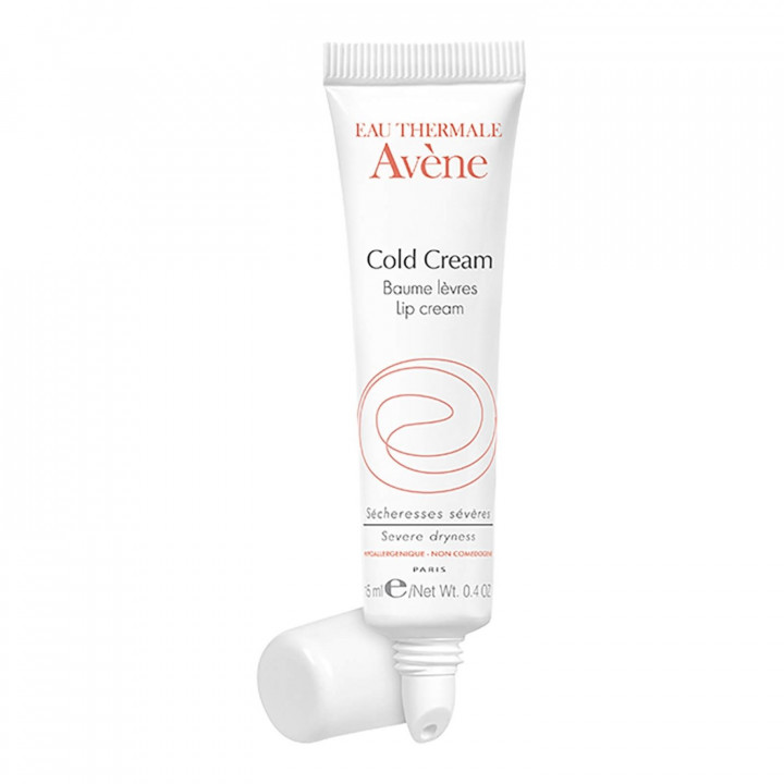 Avene Cold Cream Lip Balm 15ml