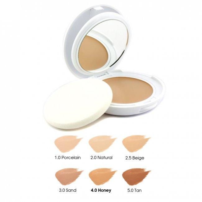 Avene Couvrance Compact Foundation Cream 03 Sand 9.5g SPF30